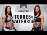 UFC 218 Tecia Torres vs Michelle Waterson