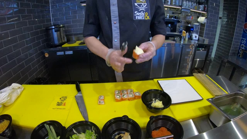 Sushi FRIES Абакан