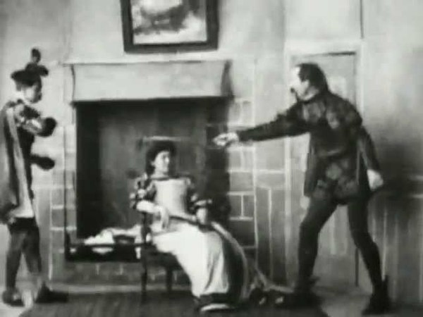 Faust and Marguerite (1900 silent short film)