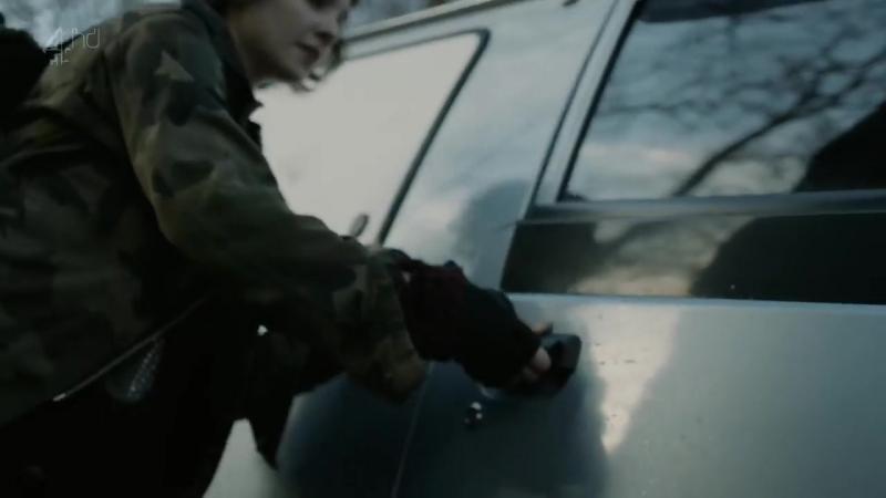 Сериал «Чёрное зеркало». 2 Сезон, 2 Серия. Белый медведь. «Black Mirror». s02e02