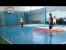 Городские соревнования по баскетболу среди девушек. ОСШ7 vs. ОСШ3