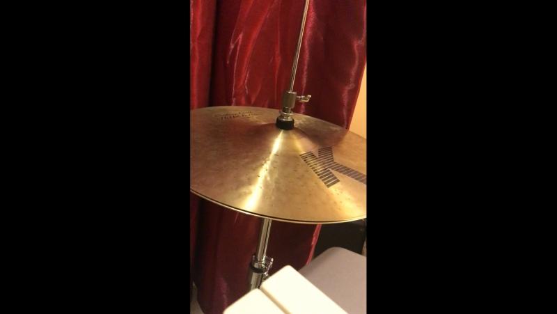 Zildjian K Z Custom Dyno Beat Hi Hat 14