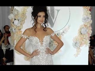JULIE VINO HAVANA COLLECTION New York Bridal Fashion Week Fall 2018 - Fashion Channel