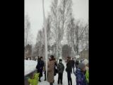 Запуск белых шаров в г.В Пышма . 28.03.18- Кемерово