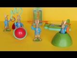 «Кролик Питер» с каждым Хэппи Мил в Макдоналдс!