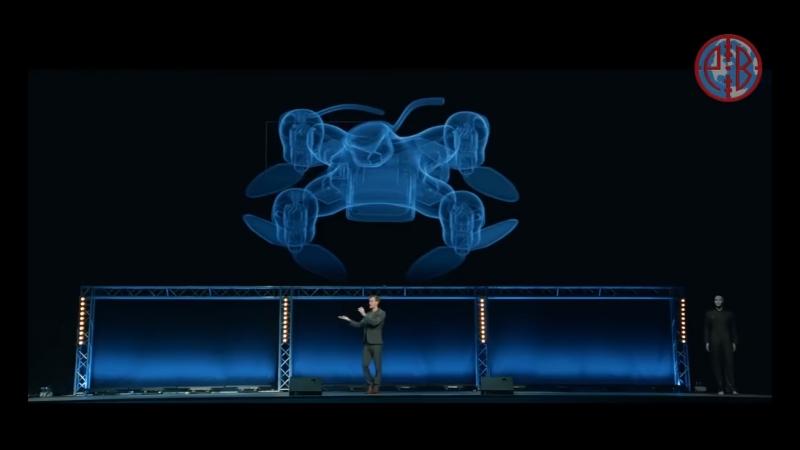 диавольская саранча (дроны-убийцы) - оружие антихриста