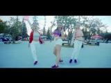 Alex Aino - Work The Middle | Choreo Даша Волкова, Катя Зурабова, Юля Нерсесова