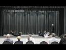 Хореографическая постановка на основе детского танца Ежик в тумане Хрусталева Наталья 2Д