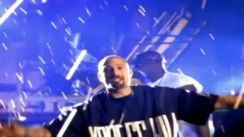 Shaquille O'Neal feat.Ice Cube, B-Real, Peter Gunz and KRS-One - Men Of Steel