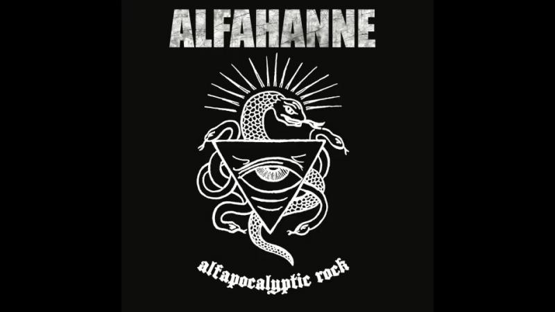New single: ALFAHANNE - KONTROLL