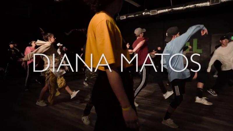 G Eazy ft Cardi B A$AP Rocky No Limit Choreo by Diana Matos Selasi Dogbatse Ebbie Jasmine
