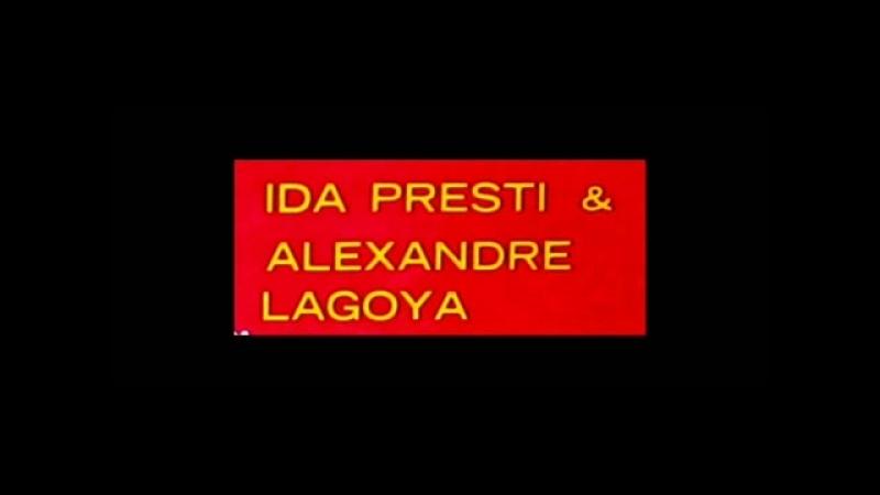 Granados Ida Presti Alexandre Lagoya, Early 1960s Oriental (Danza Espanola No. 2)