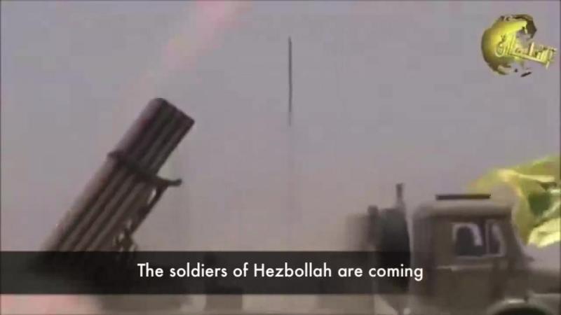 O' Al-Nusra - we will destroy you!
