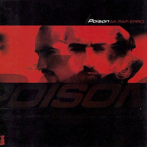 Poison альбом Ak-Rap-Erro