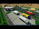 TransportFever : expressway service area MOD.