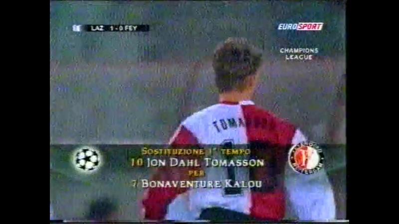 Журнал Champions league classics История противостояний Италии и Голландии