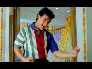 Tinak tin tana - aamir khan, manisha koirala, mann 1999 song
