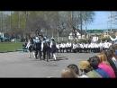 НЕМАНИЦКАЯ СШ. СМОТР-КОНКУРС СТРОЯ И ПЕСНИ 6 - К 9 МАЯ 2017