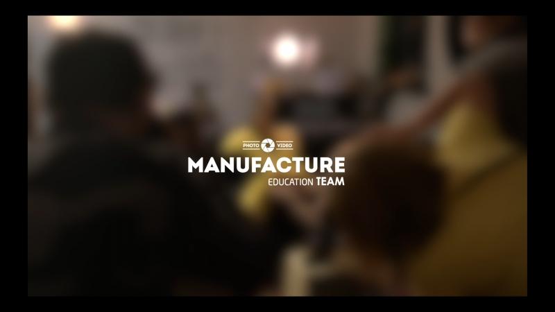 Manufacture Education Team в работе В nsk loft