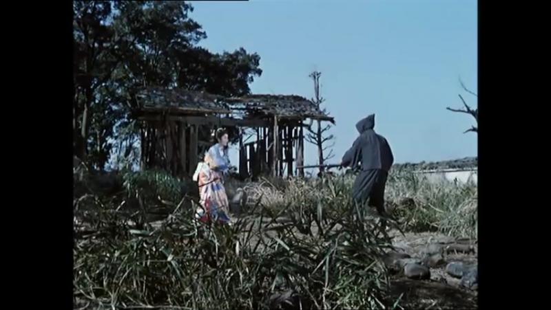 Ниндзюцу Секретные свитки клана Ягю часть 1
