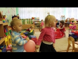 Будни в детском саду) играют мои малыши)