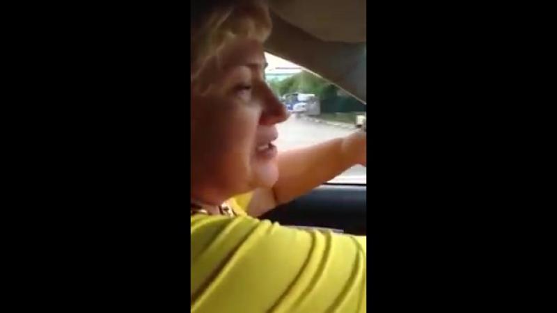 Анекдот. Тетка рассказывает анекдот в машине. Прикол