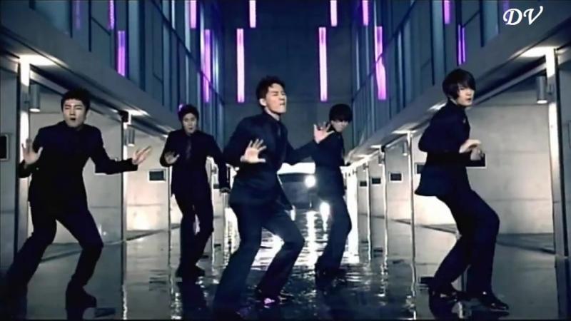 TVXQ _ DBSK _ THSK - Wrong Number (dance version) DVhd