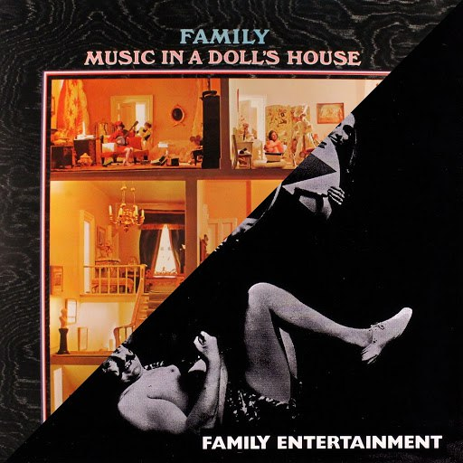 Family альбом Music in a Doll's House / Family Entertainment