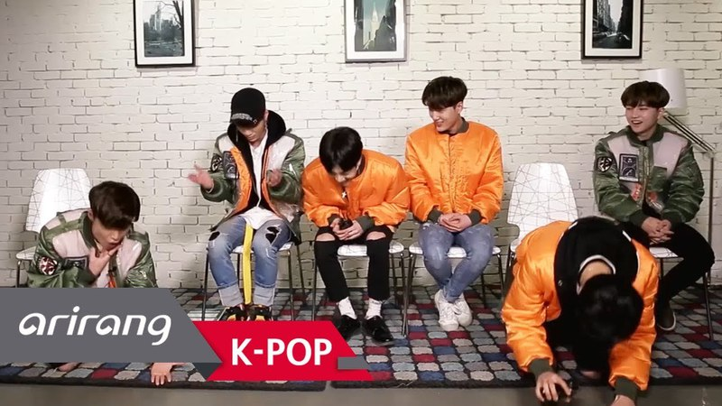 [Pops in Seoul] Inhale! BLACK6IX(블랙식스) Members' Self-Introduction
