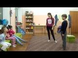 2-ой фрагмент занятия в группе Инфанта, 7-9 лет