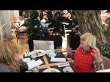 Алла Пугачёва и Лайма Вайкуле в Юрмале - ДАМЫ С ДЮН (03.06.2017)