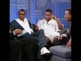 Muhammad Ali we Mike tyson - prikol (bizowaz.com)