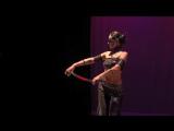 Удивительный танец живота! Irina Akulenko -