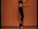 Уроки от EHABY.Танец живота.Базовый сброс бедром.