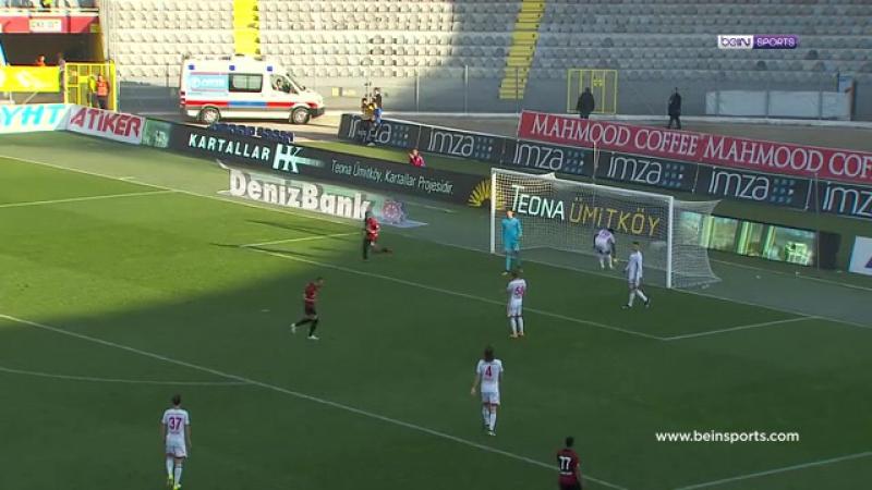 Gençlerbirliği 4 0 DG Sivasspor Дьяков сезон 2017 18