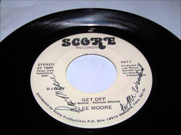 Lee Moore – Get Off (1980)