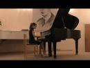 Родной город Долгопрудный,Волшебные звуки Фортепиано Детская школа искусств 05 декабря 2017 года