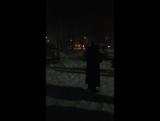 Кадры с места взрыва на ул. 5-я Кордная (12.01.2018)