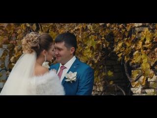 [Свадебный тизер] Александр и Лидия. Видеограф, оператор на свадьбу в Липецке. Осенняя свадьба