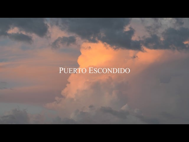 Puerto Escondido, Mexico | GH5 (4K)