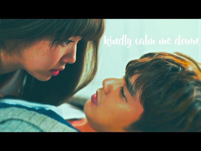 Min gyu ji ah | kindly calm me down