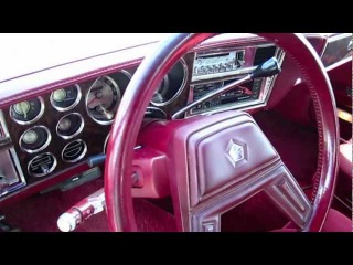 1986 CHRYSLER FIFTH AVENUE Start Up, Walk Around Tour and Review