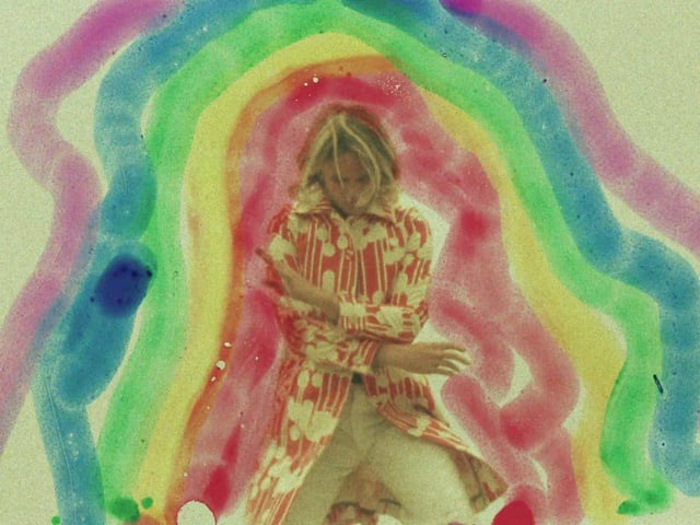 The Babe Rainbow Monky Disco