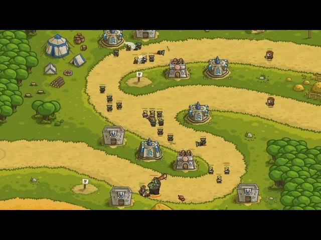 Kingdom Rush HD (Level 3 Pagras) Heroic