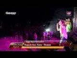 Naguale feat. Kaira - Besame (Live @ Gustar 2013) (24.08.13)