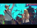 Coldplay feat. Shakira - A Sky Full Of Stars (Live @ Global Citizen Festival 2017)