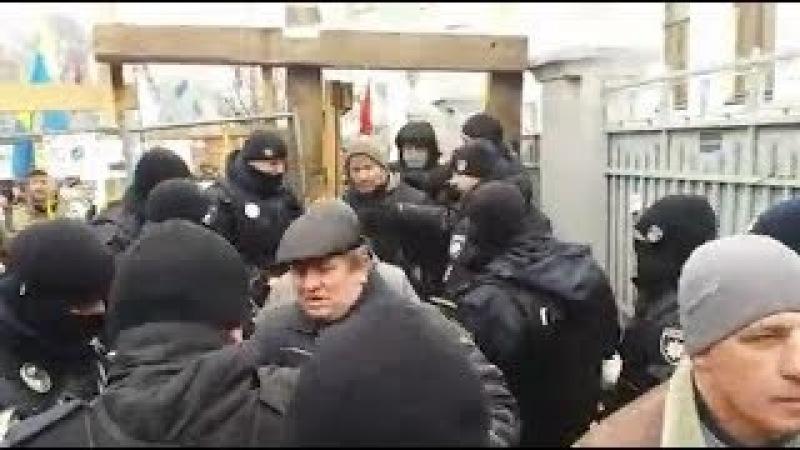 Це резервація. Семенченко показав як влада знущається над українцями