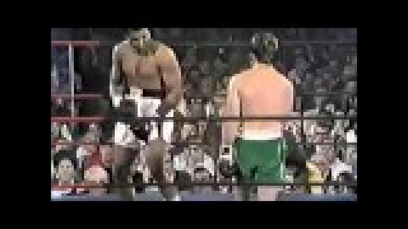 танцы Мухаммеда Али - dance Muhammad Ali