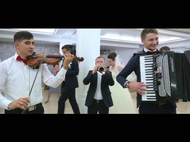 Lautarii de la Art Prezent Nunta Live 100% Chisinau Sarba de la nord si Sarba lui Cherpedin 2016