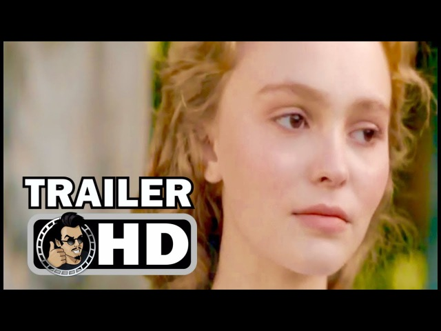 THE DANCER Official Red Band Trailer 2017 Lily Rose Depp Biography Movie HD